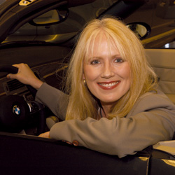 Not Just For Men:  Women get revved by challenge of car sales