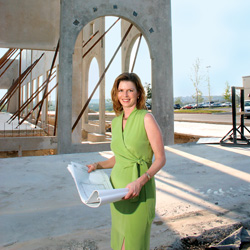 Blueprint for Success:  Architect goes her own way to grow her own business