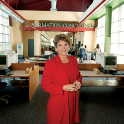 Madame President:  Four San Antonio colleges are run by women