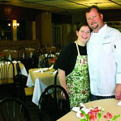 Bistro Time:  A cozy setting for new takes on the classics