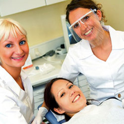 Making an Impression : Women dentists build beautiful smiles