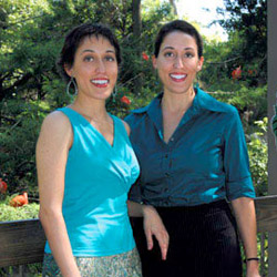 Two for the Zoo:  Twin sisters share a passion for animal conservation