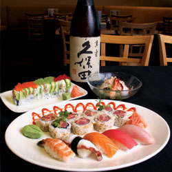 Sushi Zushi:  Japanese Food Takes A Texas Twist