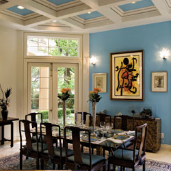 Downsizing in the Dominion:  Couple builds home for art's desire