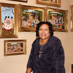 Self-taught Artist Follows her Own Muse