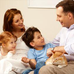 Make Them A Family Affair:  Set New Year's resolutions together