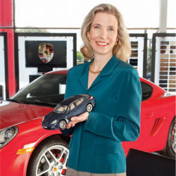 From Law to Luxury Cars:  Abigail Kampmann