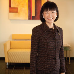 The Accidental San Antonian:  Elisa Chan