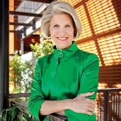Events are Her Cup of Tea:  Janet Holliday