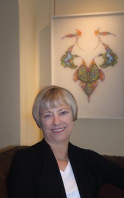 Artist, Scholar, Curator:  Connie Lowe