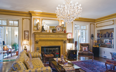 Monte Vista Home Combines Talent, Treasures, and Travel