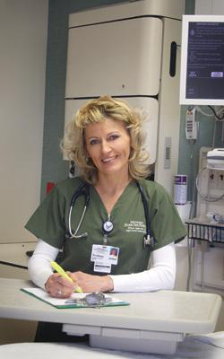 On the Road to Becoming an RN: Svetlana Descamps