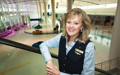 Flying High:  Flight attendants tell why they love their jobs