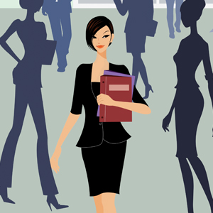 Women In Law:  Women are flocking to careers in law