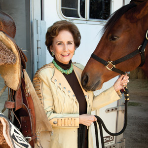 Ready to Rodeo:  Olive Anne Kleberg
