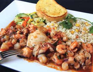 Bahia Azul: Mexican coastal cuisine is catching on