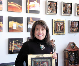 An Artist and a Teacher: Lyn Belisle