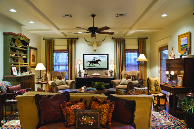 Colorful Home Is a Fresh Beginning
