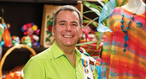 Guys to Know – John Melleky CEO, Fiesta San Antonio Commission