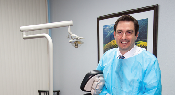 Guys To Know: Dr.Luis Galvan, DDS