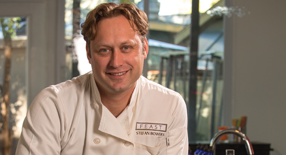 Guys to Know: Chef Stefan Bowers