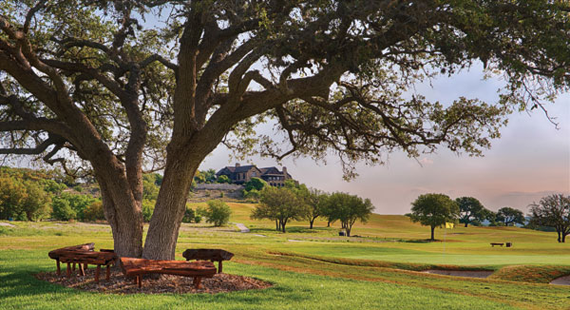 Influential Women Enjoy a Hill Country Retreat