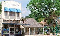 Texas Hill Country: New Braunfels & Gruene