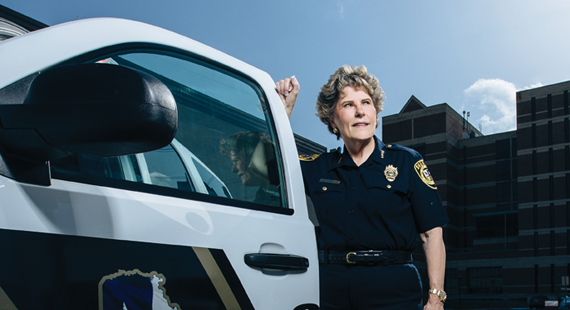 Woman on a Mission: Sheriff Susan Pamerleau