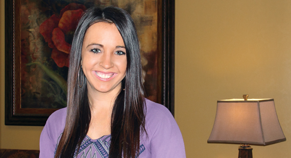 Role Model: Brookdale Memory Care Director Courtney Cox