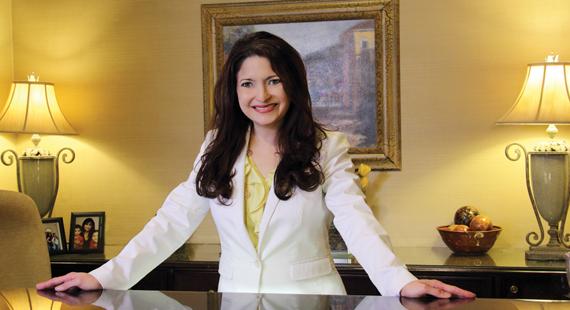 Role Model: Sylvia Cardona