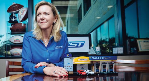 CST Brands' Kim Bowers