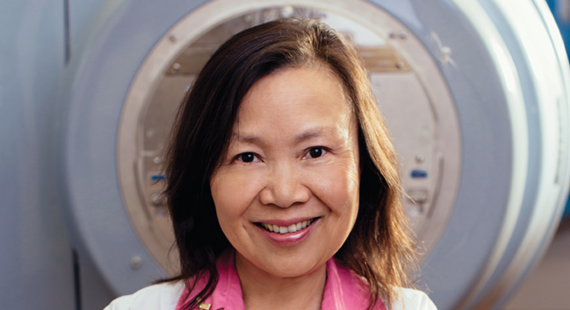 "Dr. Jui-Lien ""Lillian"" Chou: Cancer Survivor Brings Cutting-Edge Technology to San Antonio"