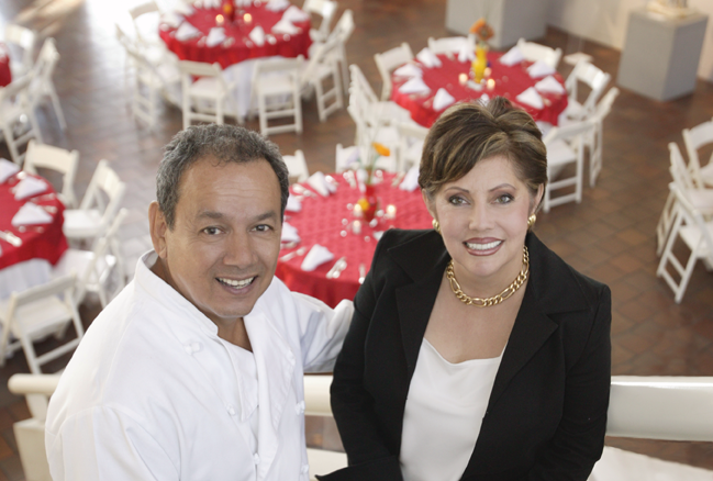 Party Time: Caterers bring the expertise