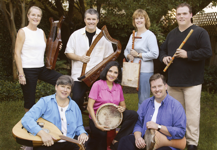 Songs from jesus' Palestine: SAVAE recreates music and language from ancient times