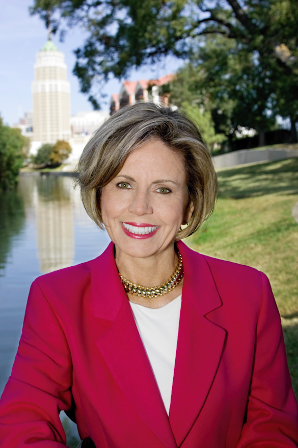 An Agent of Change: Sheryl Sculley