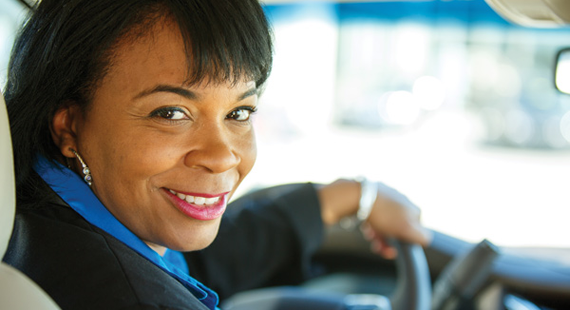 The Road Taken: Four women shift gears to achieve  success in car sales