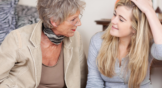 Senior Care Giving: A Guide to Perserving Family Memories