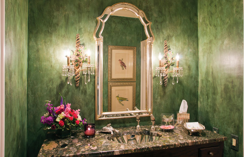 At Home: Heritage Home in Terrell Hills