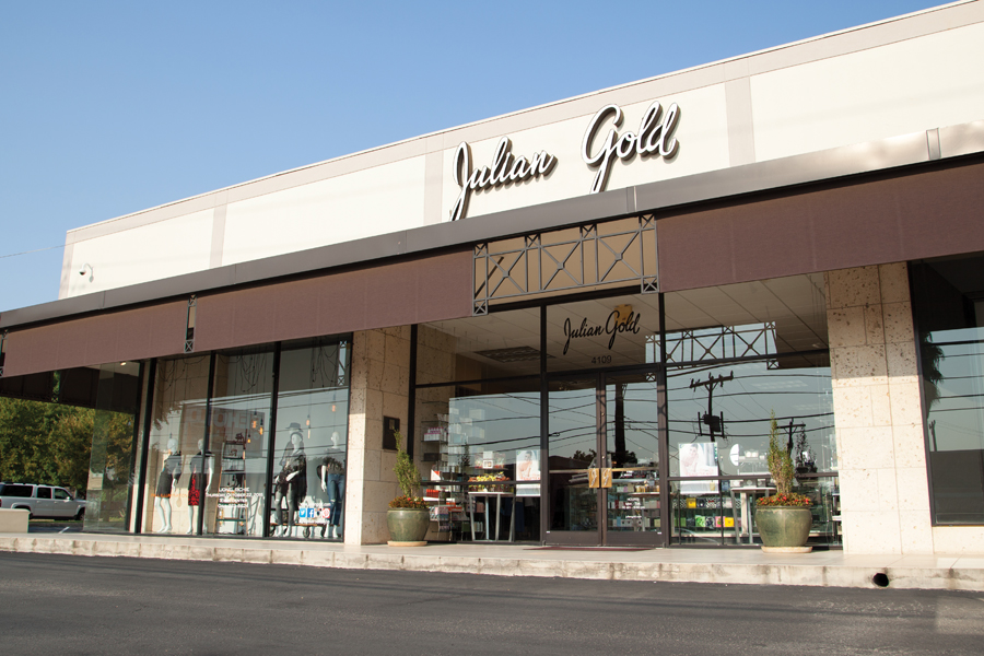 Julian Gold Celebrates 70 Years Of Style San Antonio