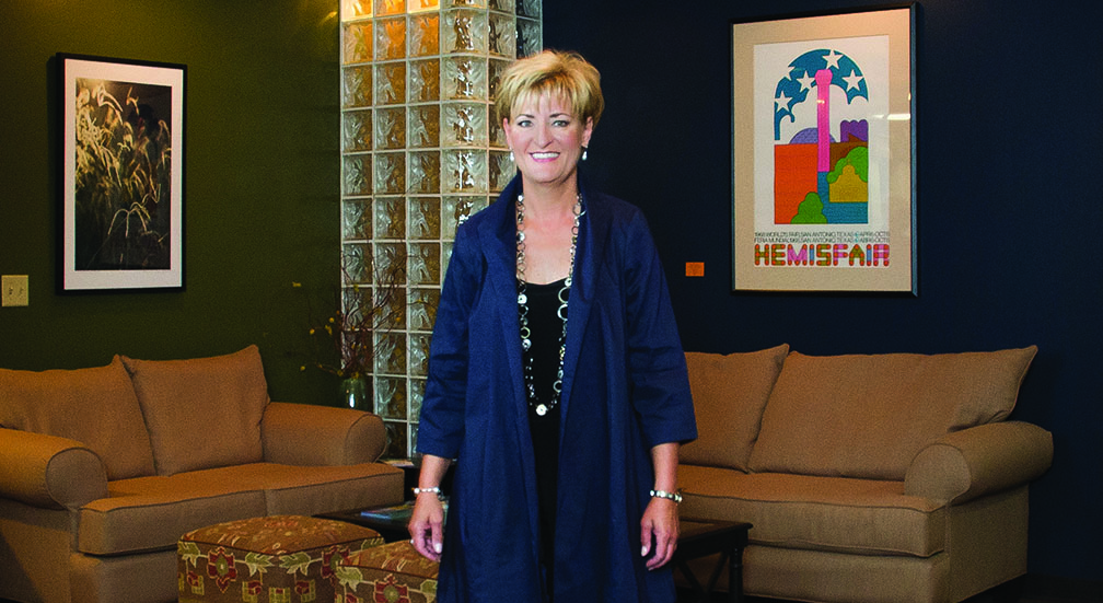Cover Story:  Kimberly C. Ford, CPA