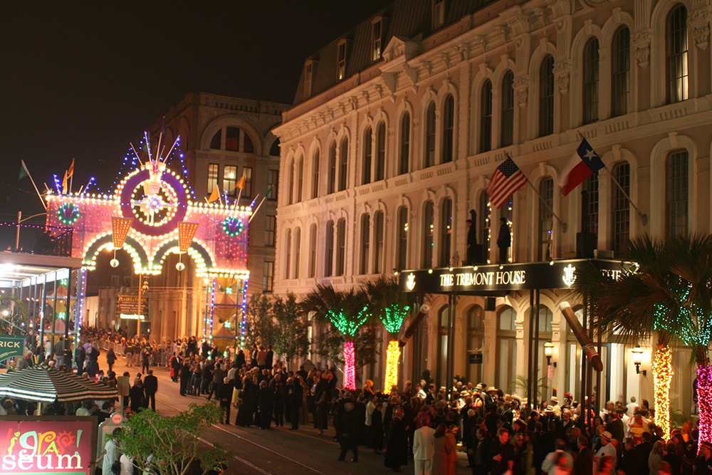 Upcoming Holiday events in Galveston