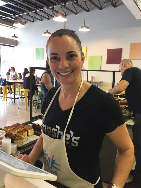 Co-Owner, Mosche's Falafel