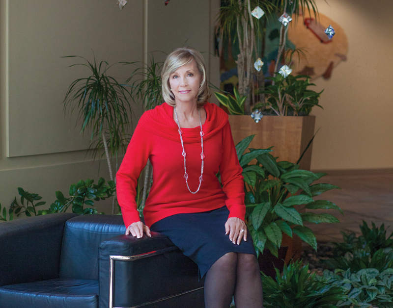 Cover Story: San Antonio Linda Myers, CEO of BioBridge Global