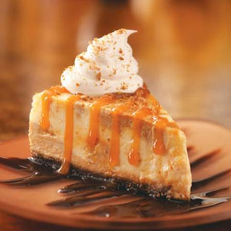 SAW N-D 2015 - Entertaining - Caryn and Tony Hasslocher Pumpkin Cheesecake
