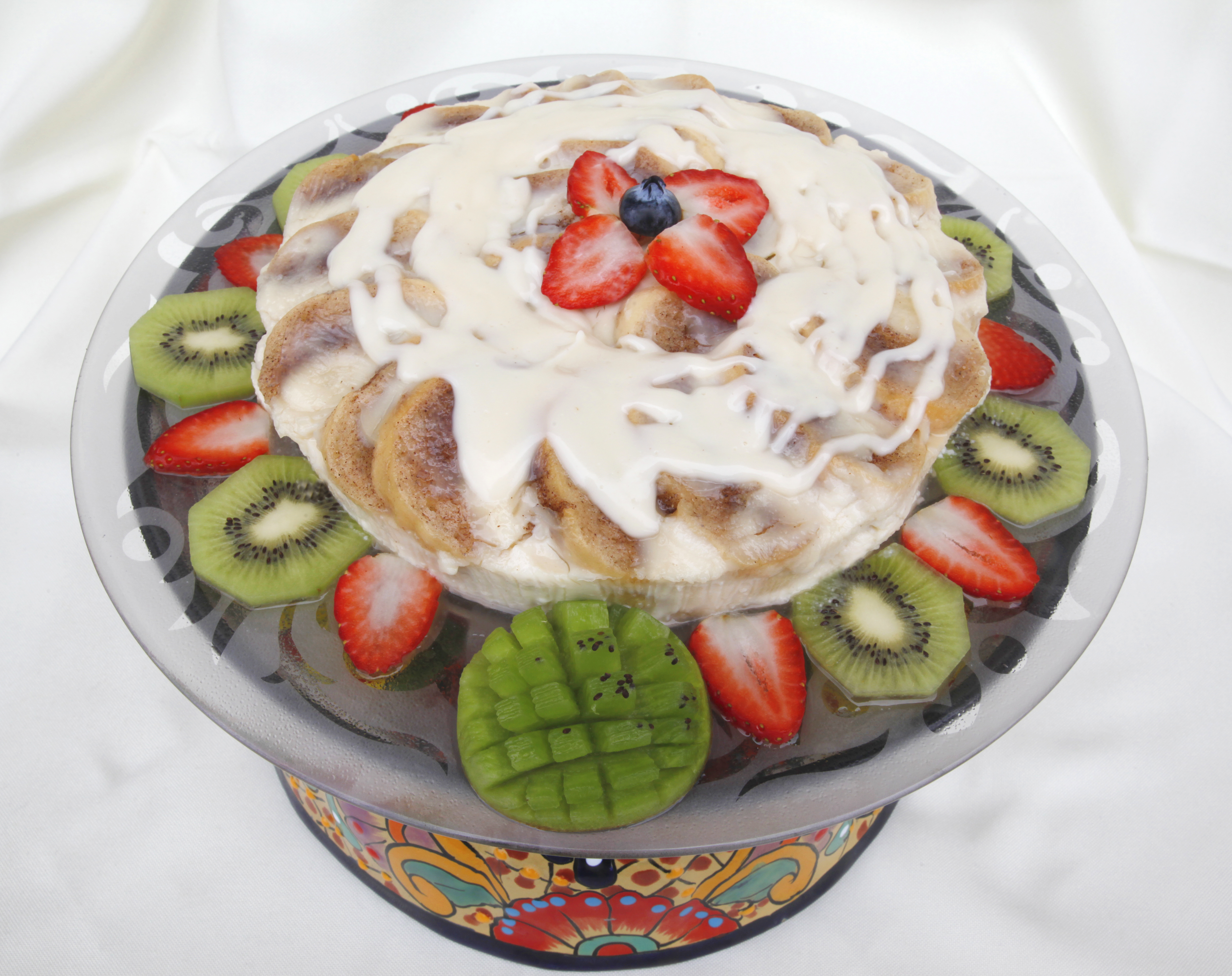 SAW N-D 201`5 - Entertaining - Rosemary Kowalski - Bread Pudding 1