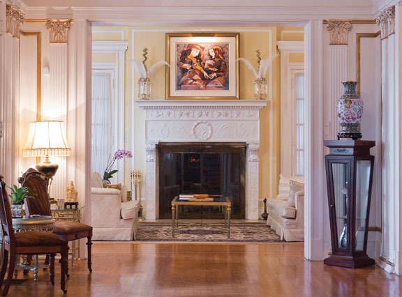 At Home: Historic Monte Vista Manor