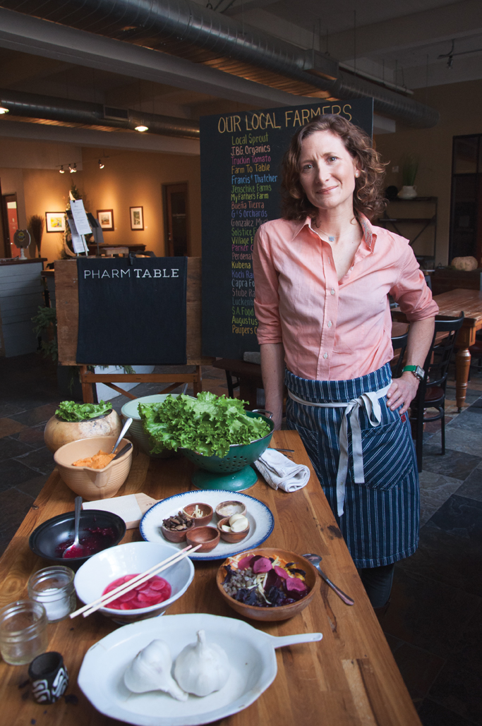 Chef Elizabeth Johnson