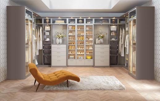 Home Trend: Closets