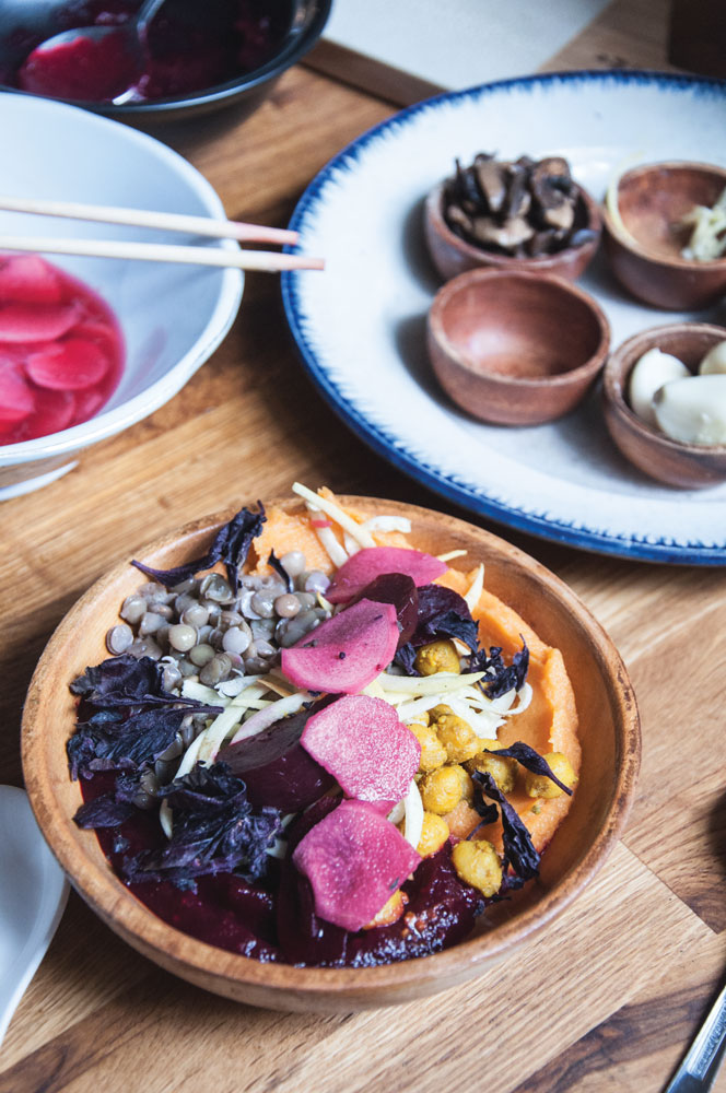 Chef Elizabeth Johnson: Mindful Sourcing