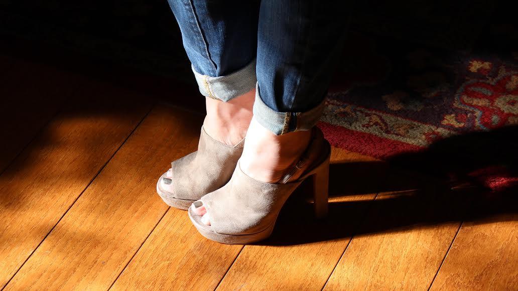 Style By Camilla: Open (Toe) Season